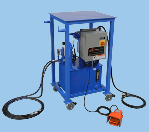 SelectForm Model 400 Hydraulic Power Pack with Stand