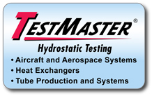 TestMaster� Hydrostatic Testing Product Overview