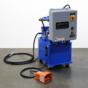 SelectForm Model 400 Hydraulic Power Pack - Pressures up to 3,000 psi (207 bar)