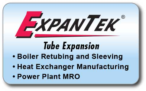 Link to ExpanTek Tube Expansion Overview