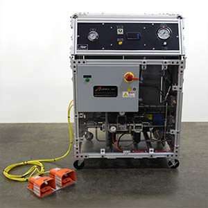 ExpanTek Model HPS Hydrostatic Pressure Systems - Up to 30,000 psi (2,068 bar)